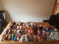 Large Collection of Beanie Babies For Sale- Individual Pricing
