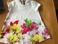 2x girls ted baker tops