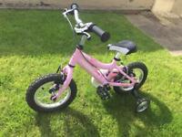Girls 12inch Ridgeback Minny bike