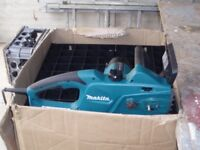 makita 240v electric chainsaw ,