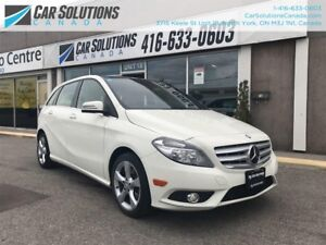 2014 Mercedes-Benz B-Class 250-PANO SNROOF-LEATHER