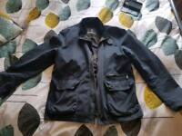 Large men's Barbour jacket
