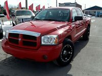 2007 Dodge Dakota SLT 4X4 Quad Cab 4.7 Magnum