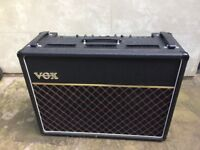 VOX AC30 Top Boost 1980 hand-wired valve circuitry