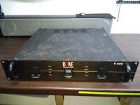 DARE V800 power amplifier