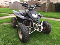 2011 road legal 250cc quad