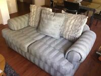 Love seat and stools for sale