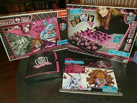 Monster high joblot