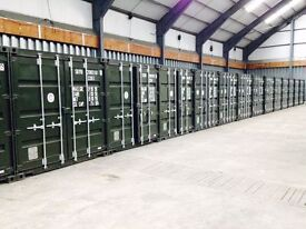 Indoor Container Self Storage (24/7 access)