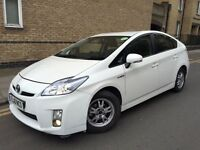 TOYOTA PRIUS 1.8 VVTI = HYBRID = PCO UBER READY = 10 REG = UK MODEL = £6650 ONLY =