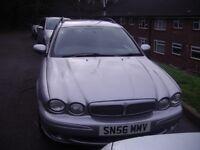 2006 jaguar x-type sport diesel