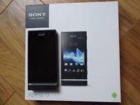 Sony Xperia U black
