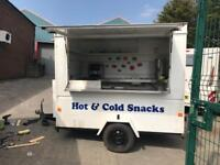 8ft catering trailer