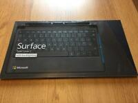 Surface Pro Type Cover 2 with Backlight and Case *** Reduced ***