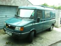 Rare LDV Pilot Devon Kalahari Camper. MOT till Aug 2019. Power steering. 102,000 mls. Good runner.