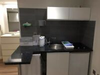 modern decor self-contained studio flat to let @ E10 7DY all bills inclusive available 1 December !!