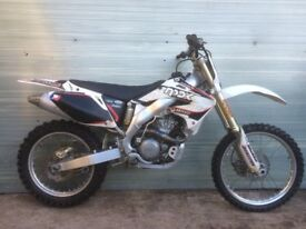 CRF/YZF Hybrid Special 290cc - Honda CRF with Yamaha YZF 250 Engine