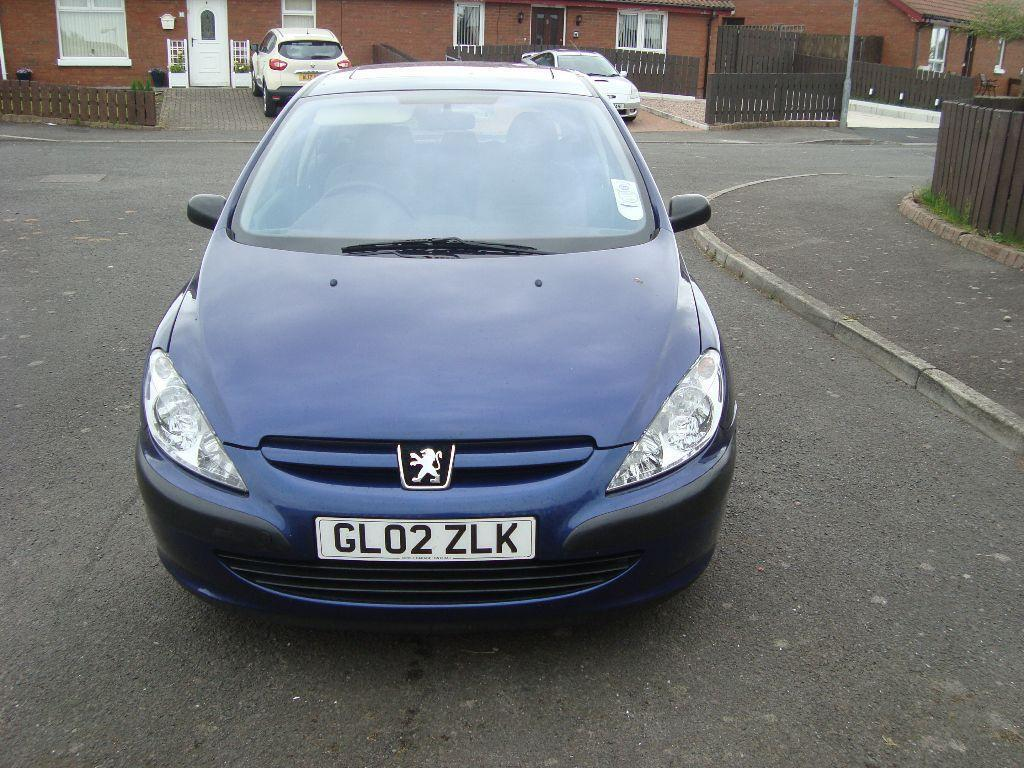 2002 peugeot 307 in newtownards county down gumtree. Black Bedroom Furniture Sets. Home Design Ideas