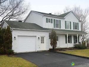 299 000$ - Maison 2 étages à vendre à Salaberry-De-Valleyfiel