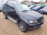 BMW X5 3.0 d Sport SUV 5dr Diesel Automatic. LEATHER INTERIOR. HPI CLEAR. LONG MOT. P/X WELCOME