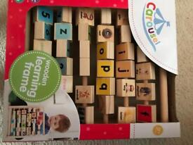 Baby toddler wooden toy
