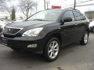 2009 Lexus RX 350 Luxury 4WD *VERY VERY CLEAN*