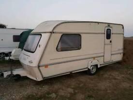 Jubilee caravan 2 berth