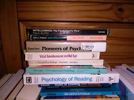 83 Psychology Books