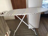 Iron and Ironing Board