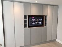 Bespoke furniture , Bookshelving units , floating shelves , built in wardrobes.