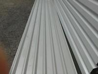 GREY BOX PROFILE SHEETS 24FT LONG £34