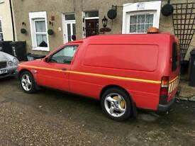 Escort van for sale