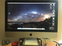 iMac / Mac desktop (21.5-inch, Late 2013 model, new in early 2015). Perfect condition!