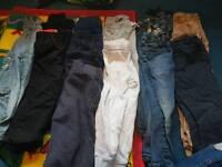 3-4 boys trousers bundle
