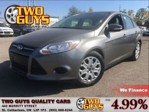 2014 Ford Focus SE HEATED FRONT SEATS HEATED MIRRORS