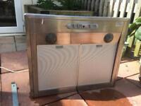 Zanussi Cooker extractor fan/hood