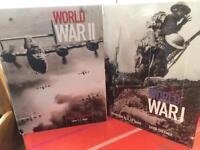 World war 1&2 books