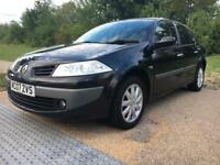 Megane 1.6L 61000 miles 1 former keeper service history one year mot