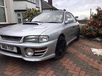 Subaru Impreza WRX 2.0L Turbo 1995 Saloon Import