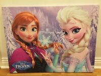 Frozen Canvas Frame