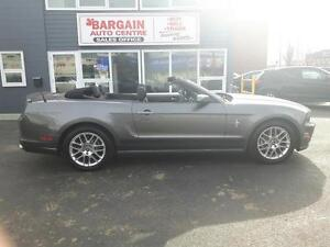 2014 Ford Mustang PREMIUM CONVERTABLE ''NO CREDIT REFUSED ''