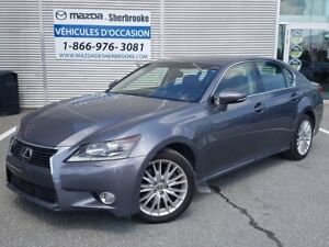 2013 Lexus GS 350 AWD GROUPE NAVIGATION ET GROUPE SECURITY PACKA