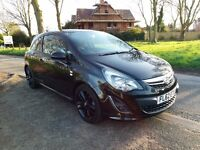 ******2012 62reg Vauxhall Corsa 1.3 CDTi ecoFLEX 16v Limited Edition 3dr (a/c)*****