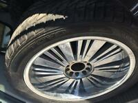 305/40/22 tires with rims