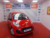 Peugeot 107 ACCESS(£0.00 ROAD TAX) FREE MOT'S AS LONG AS YOU OWN THE CAR!! (red) 2014