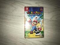 Mario rabbids switch game