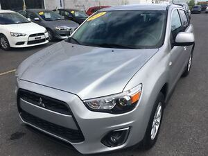 2014 Mitsubishi RVR SE MAGS+BLUETOOTH+CRUISE FULL 52$/SEMAINES*