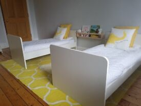 Mamas and Papas Haxby 3 piece nursey furniture