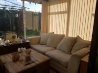 DFS 3 and 2 seater Sofas