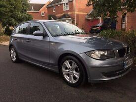 BMW 1 SERIES 118D SE Facelift - 12 Months MOT - Full Service History - 1 Owner